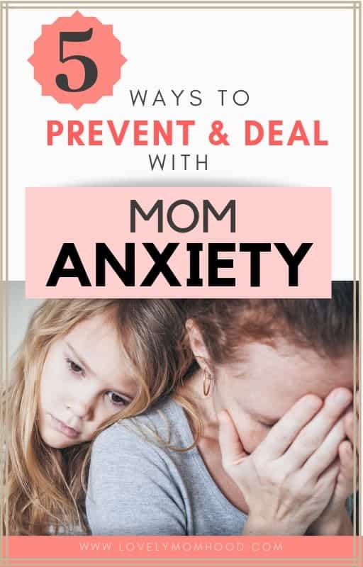 mom anxiety