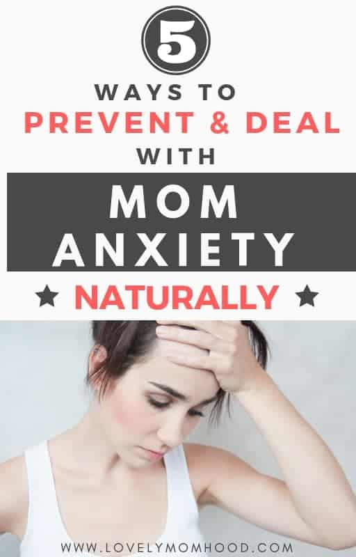 Momtherhood anxiety