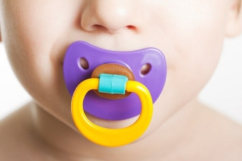 when to stop the pacifier