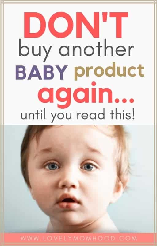The best natural baby products