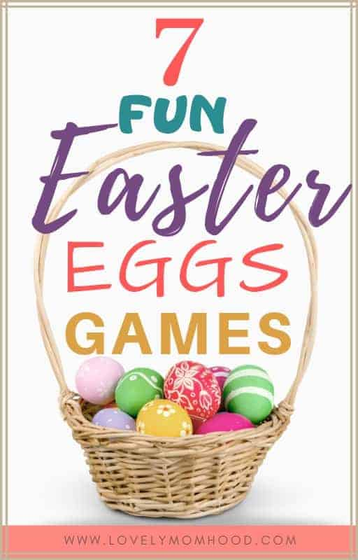 Easter games are a must, but Easter games that don't require nothing else but the million Easter eggs that will be lying all over your living room floor is even better. That's right… Easter egg games! #Easter #Eastereggs #Eastergames #EasterEggGames