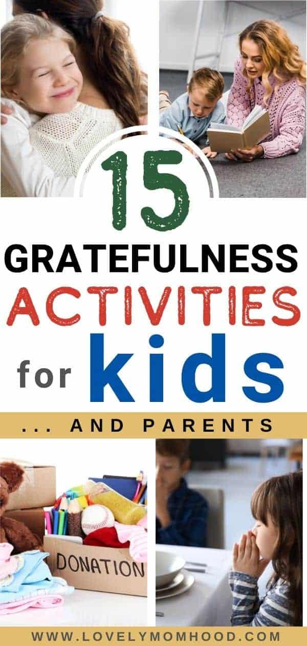 13 powerful gratitude activity for kids