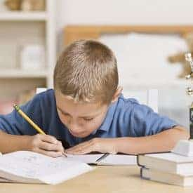 5 tips for developing good homework habits for your kids