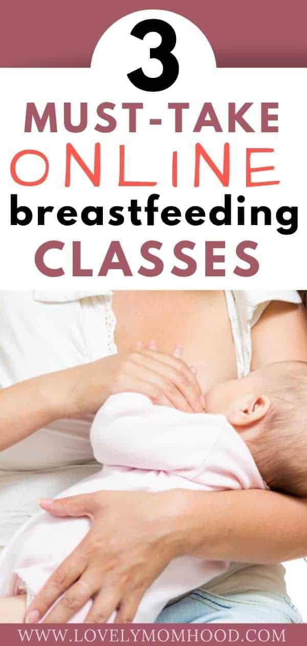 Best Online Breastfeeding Classes