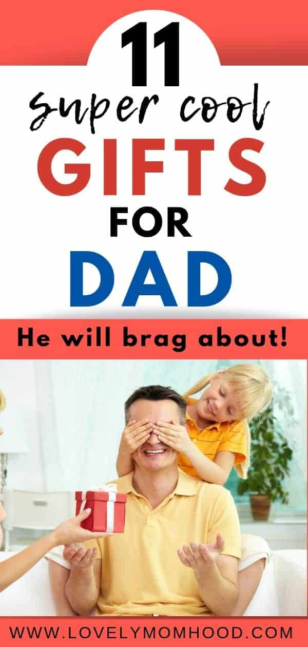 The Best Christmas Gifts for Dad
