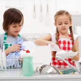 Chores for kids List by Age plus allowance amount by age