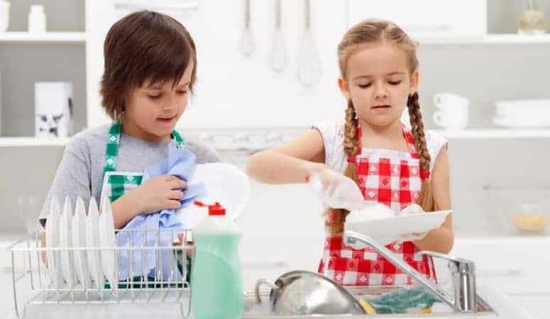 Chores for Kids by Age (Age-Appropriate Kids Chores and Allowance List)