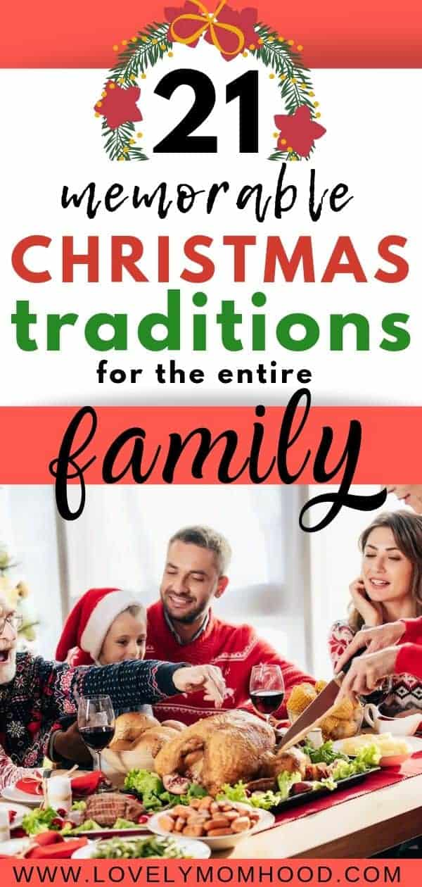 The Best family Christmas traditions for everlasting memories