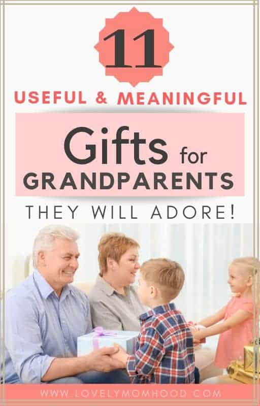 11 Best gifts for grandparents for any occasion, Christmas or birthdays