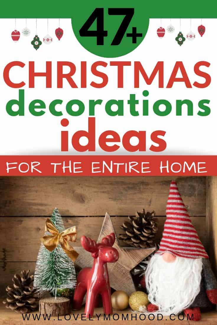 Best Christmas decoration ideas for the entire home