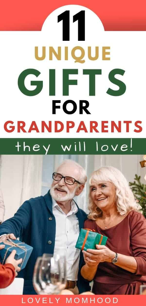 Best grandparent gifts for any occasion, grandparents day gifts, Christmas gifts, birthdays
