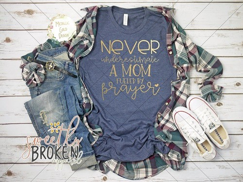 Christian mom shirt