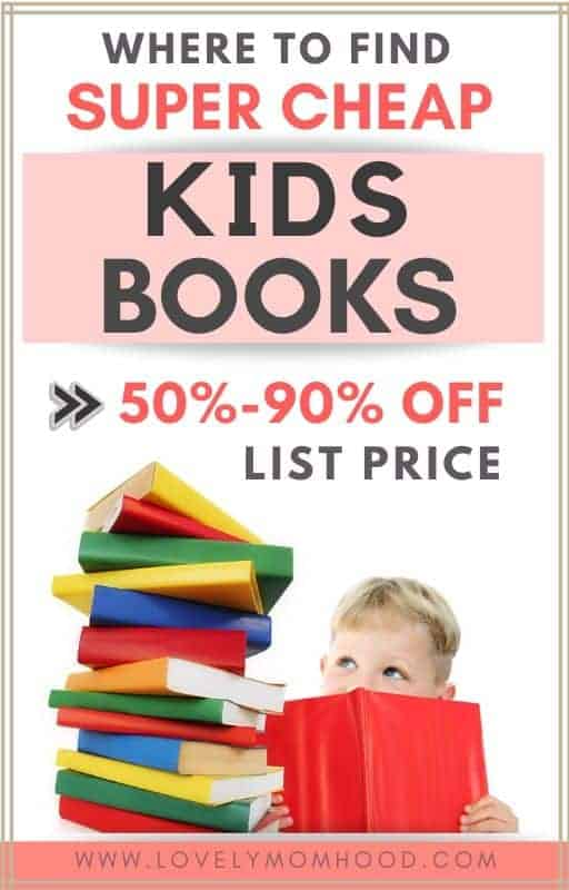 Super Cheap Kids Books, bargain books for children