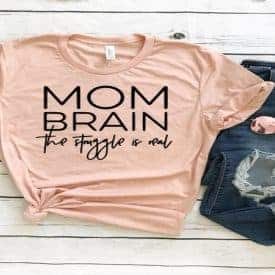 funny mom shirts, cute motherhood tshirts