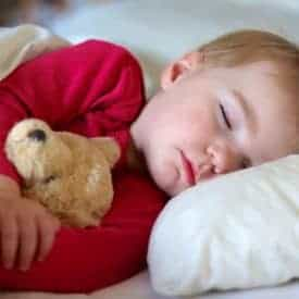 how to relieve a toddlers night time cough naturally