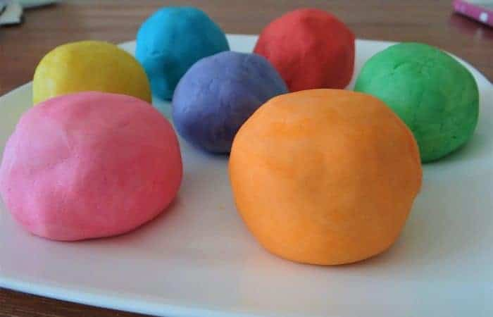 The Perfect Homemade Playdough Recipe (Safe and Non-Toxic)