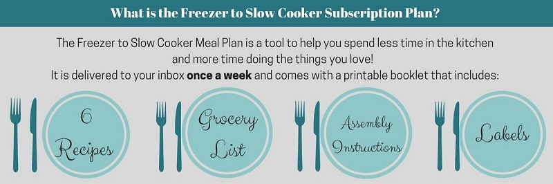 automate and simplify your like, freezer meals, meal prep and meal planning