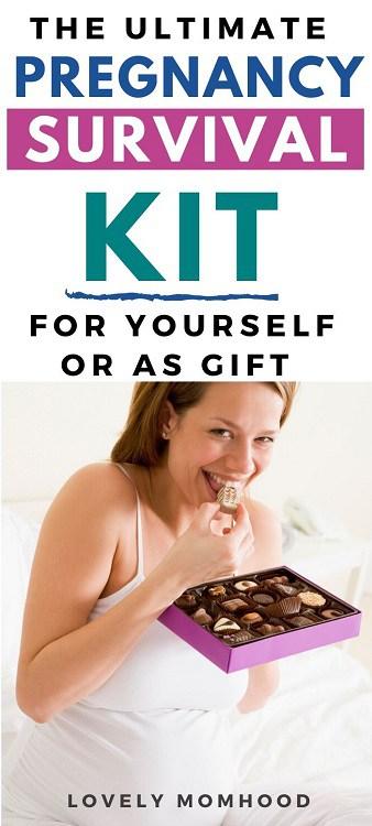 pregnancy essential, pregnancy survival kit