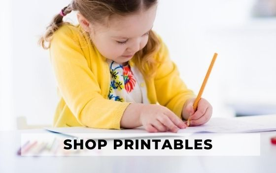 shop kids printables, parenting printables, pregnancy printables