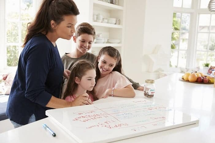 5 Easy Steps for Creating a Chore Chart for Kids They Will Love!