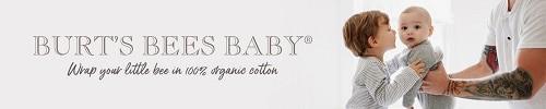 Burts Bees Organic Baby Clothing