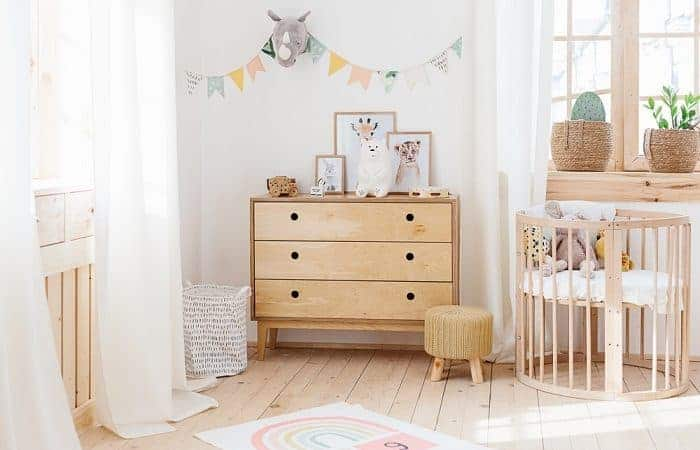 The Ultimate Organic Baby Nursery List (Non-Toxic Baby Furniture)