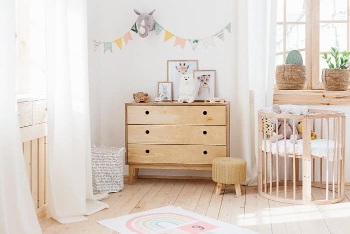 Organic Baby Nursery, Non-Toxic Baby Furniture