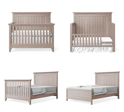Silva Furniture convertible cribs