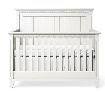 Silva Furniture Non-Toxic crib Edison