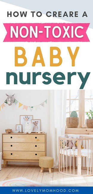 organic and non-toxic baby nursery