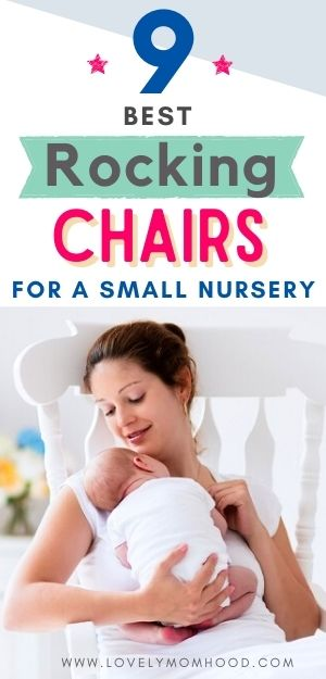 best small rocking chair for small nursery