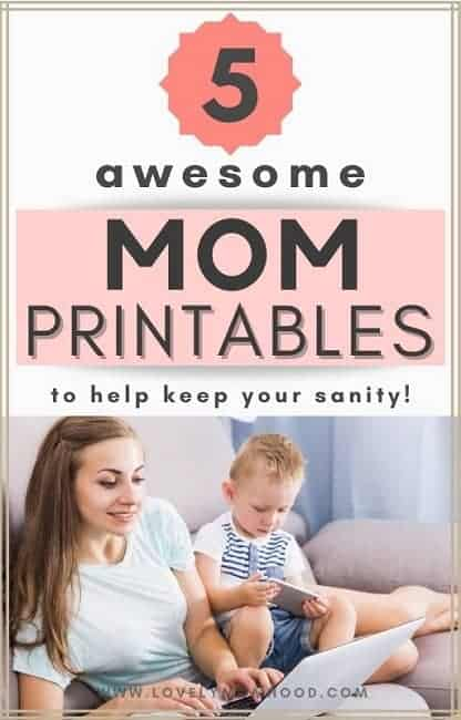mom printables