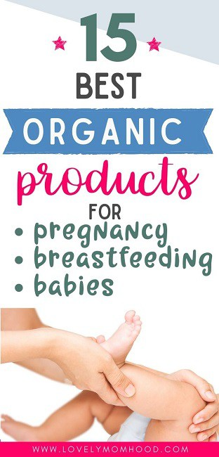 organic baby products. earth mama