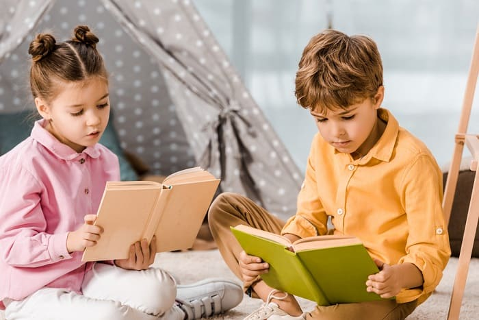 9 Cost-Effective Ways to Create a Reading Nook for kids!